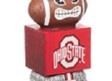 Evergreen Ohio State Totem
