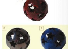 Burley Clay Feng Shui Balls