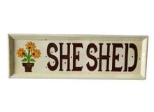 Deborah Ann She Shed