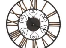 Evergreen Clock
