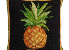 Evergreen Pineapple Pillow