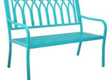 Lakeside Soho Blue Bench
