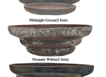 Pottery Paradise Oblong Planters