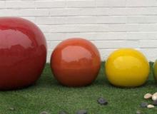 Pottery Paradise Spheres