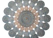 Regal Art Medallion