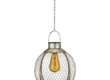 Regal Art Edison Lantern Solar Round