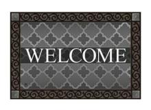 Studio M Quarterfoil Welcome