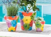 Sunshine Ceramica Multiflora