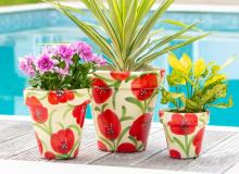 Sunshine Ceramica Poppy