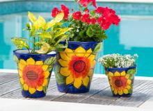 Sunshine Ceramica Sunflower