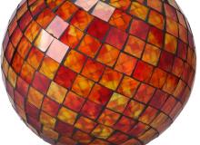Red/Orange Mosiac