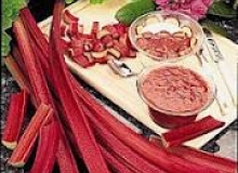 Candadian Red Rhubarb