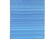 Evergreen Blue Strip Rug