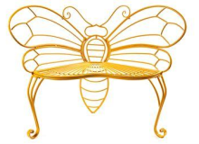 Gift Craft Bee Chair