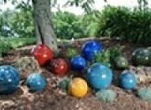 Glazed Spheres