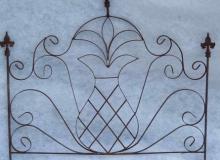 Garden Iron Gate