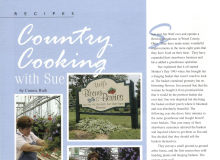 Country Cooking Article