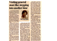 Mary Alice Powell Article