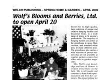 Perrysburg Mesenger April 2002